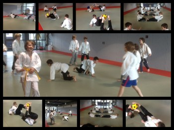 Judo Clinic Voetbalselectie les 1 en 2