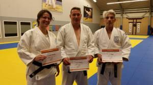 Instructeur Fit, Veilig en Valbreken Lelystad 18-05-2014