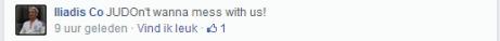 Reactie op FB Edit Bosch