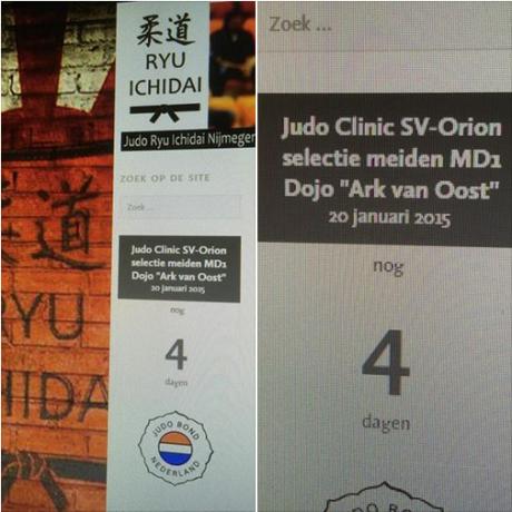 Judo Clinic MD1
